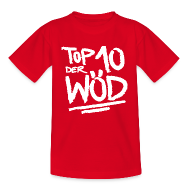 Teenagershirt – TOP 10 DER WÖD