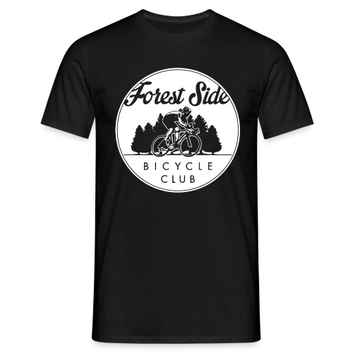 FSBC monochrome - Men's T-Shirt