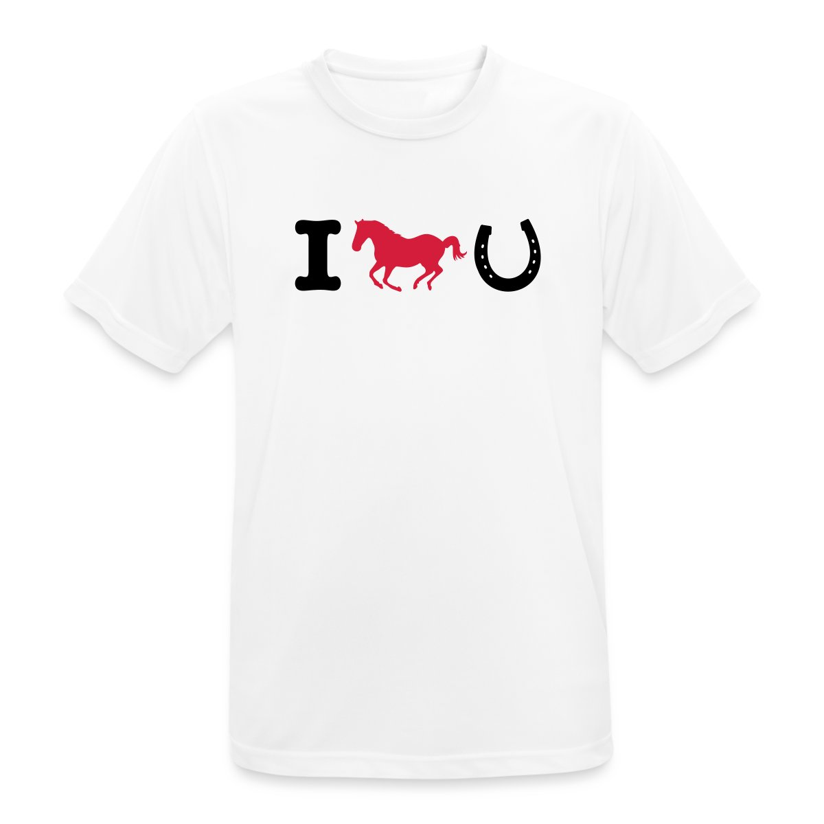 I love you - I love my horse