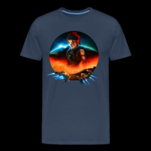 Ivanova T-Shirt (Men) - Men's Premium T-Shirt