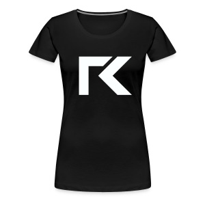 Women's T-Shirt - Rxmsey (White Logo) - Women's Premium T-Shirt