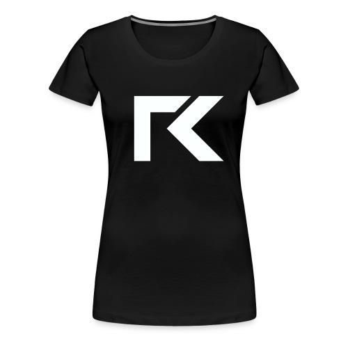 Women's T-Shirt - Rxmsey (White Logo) - Women's Premium T-Shirt