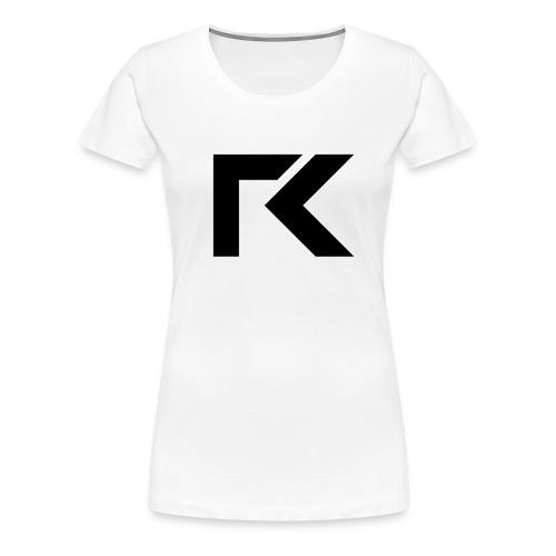 Women's T-Shirt - Rxmsey (Black Logo) - Women's Premium T-Shirt