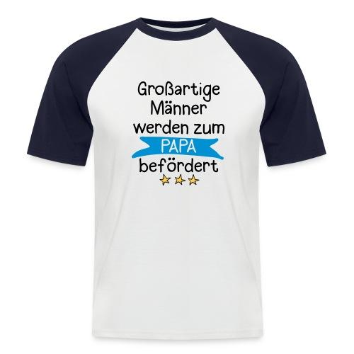 Großartige Männer 03 T-Shirts - Männer Baseball-T-Shirt