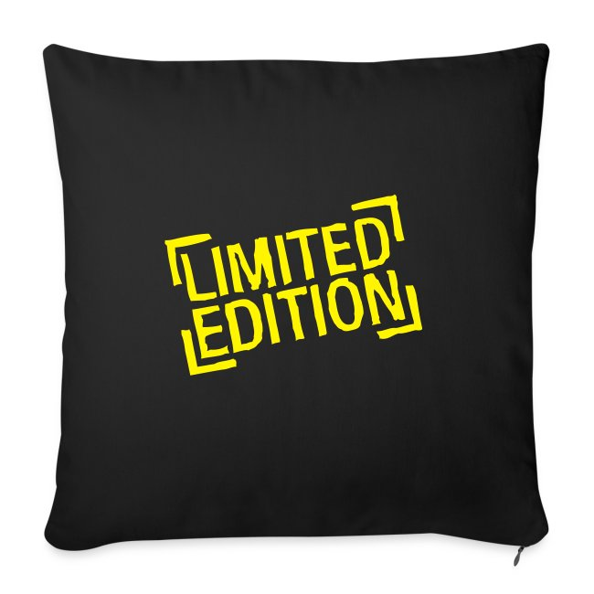 Limited Edition Pillow
