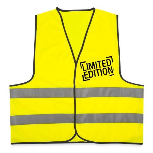 Limited Edition Reflective Vest  - Reflective Vest