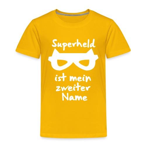 Superheld T-Shirts - Kinder Premium T-Shirt