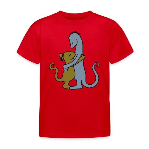 Die Umarmung - Kids' T-Shirt