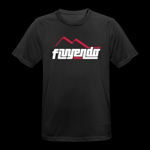 Fluyendo Riding Jersey - Jack Black - Men's Breathable T-Shirt