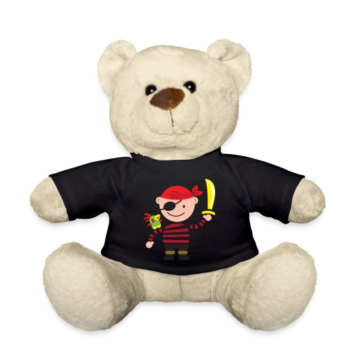 Peluche pirate - Nounours