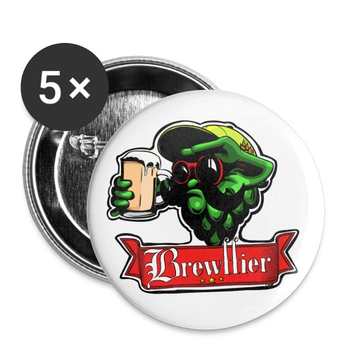 Badges - Brewffier - Badge moyen 32 mm