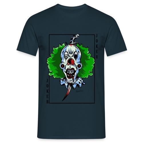 Fake Clown - Männer T-Shirt