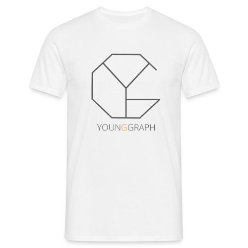 YoungGraph Range - Tee-Shirt Homme Light - T-shirt Homme