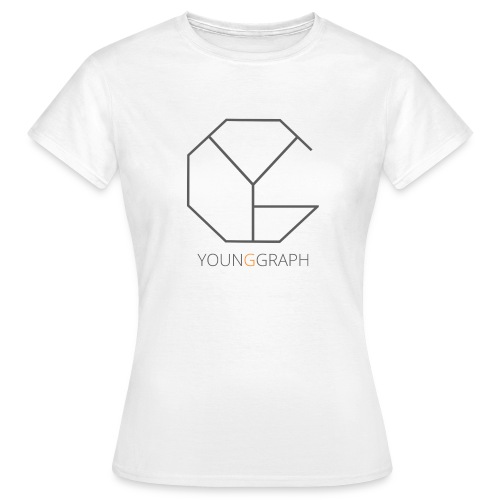 YoungGraph Range - Tee-Shirt Femme Light - T-shirt Femme