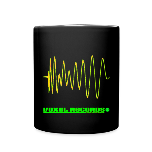 Voxel Records BOOM Mug - Full Colour Mug