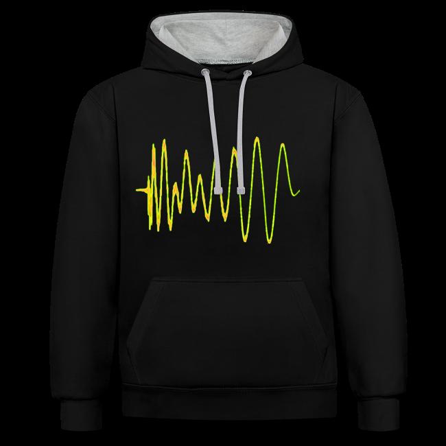Voxel Records BOOM hoodie