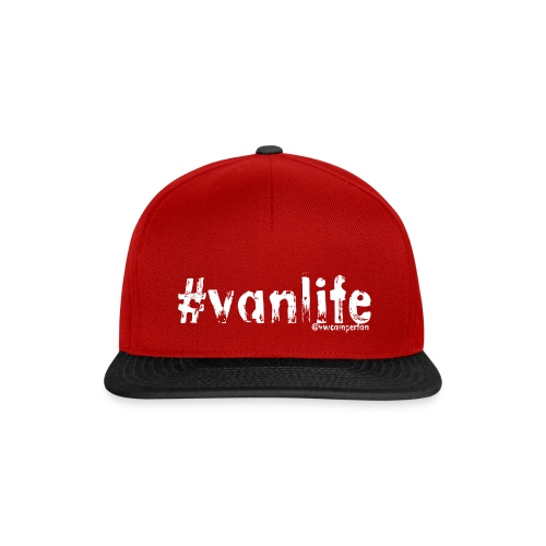 #vanlife baseball cap - Snapback Cap