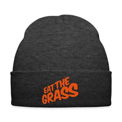 Eat thhe grass - Bonnet d'hiver