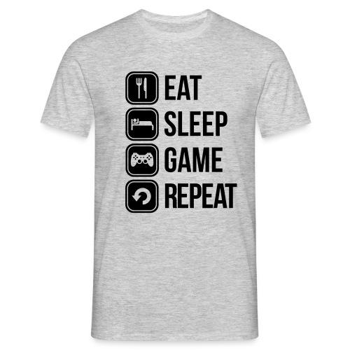 GamerStyle - Männer T-Shirt