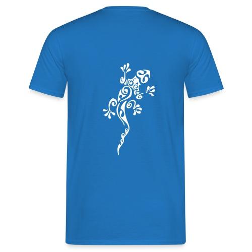 Lézard 'O dos - T-shirt Homme