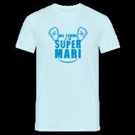 Tee shirts ~ Tee shirt Homme ~ ma femme à un super mari