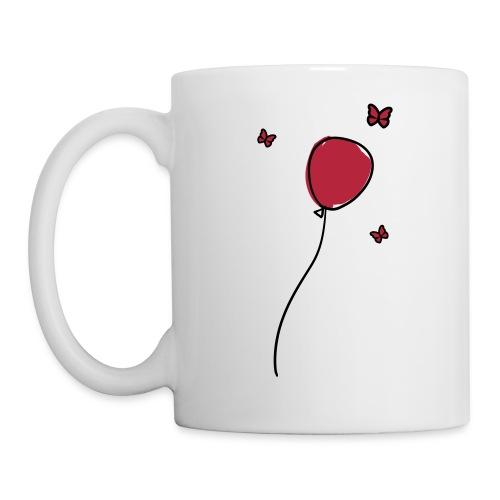 Mug - Ballon - Mug blanc