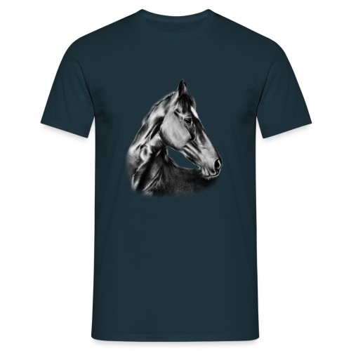 Marwari Horse - Men's T-Shirt