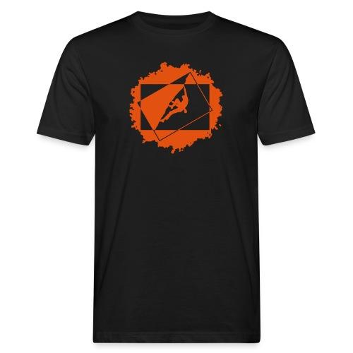 Climb the Wall_escalade - T-shirt bio Homme
