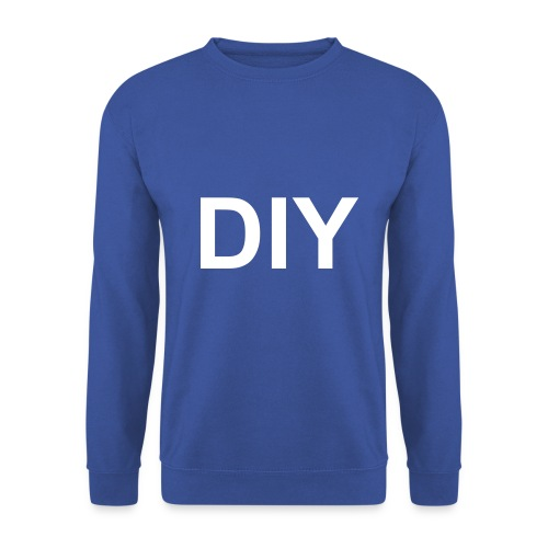 DIY Boys sweatshirt - Men's Sweatshirt