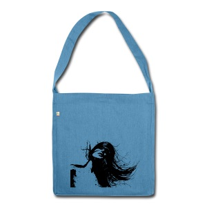 Woman - Schultertasche aus Recycling-Material