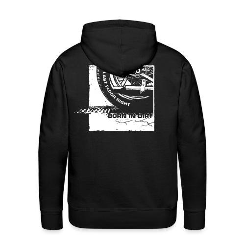LFR // BID BACK - Männer Premium Hoodie