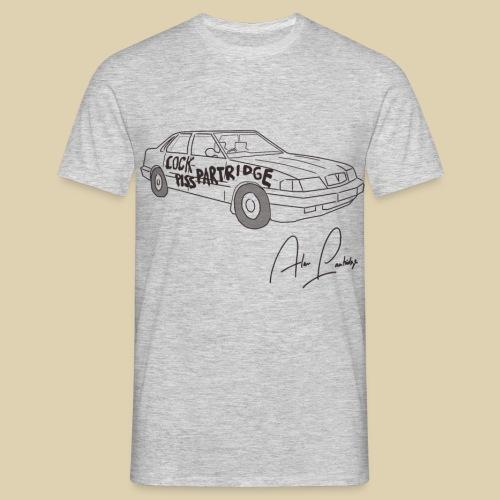 Cock Piss Partridge - Men's T-Shirt