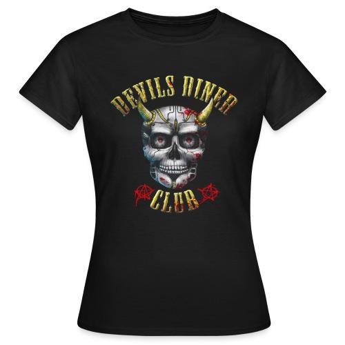 Devils Diner - Devils Diner Club Girlie - Frauen T-Shirt