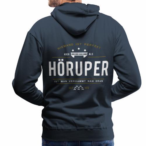 Hörup - Herren-Hoodie - Männer Premium Hoodie