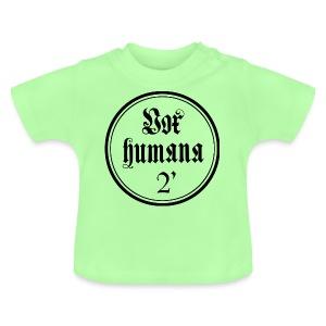 Vox humana 2 Fuß (Ring) Baby Shirt - Baby T-Shirt