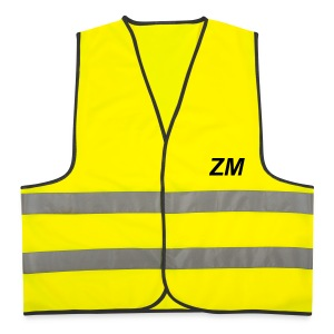Adults Safety Vest ZM Eddition - Reflective Vest