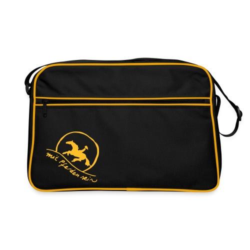 Sunset Rider - Retro Bag - Retro Tasche