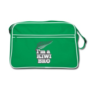 Awesome New Zealander retro bag  - Retro Bag