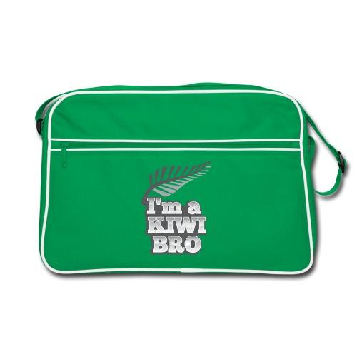 Awesome New Zealander retro bag  - Retro Bag
