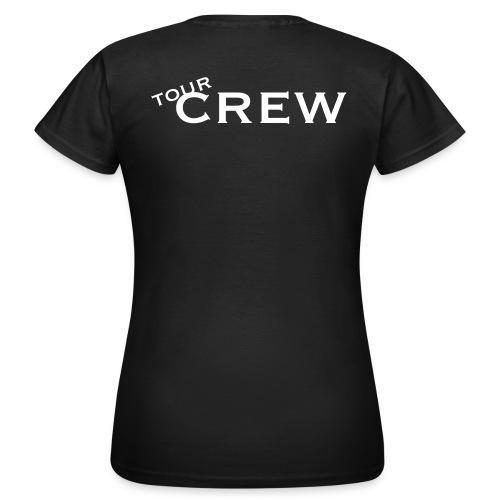 Tour Crew - Frauen T-Shirt