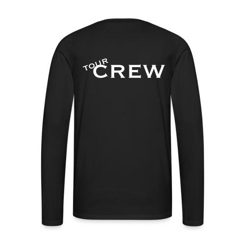 Tour Crew - Männer Premium Langarmshirt