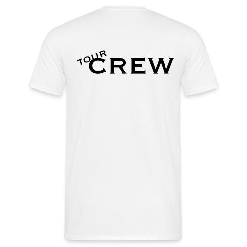 Tour Crew - Männer T-Shirt