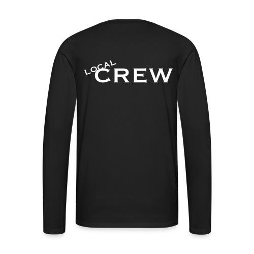 Local Crew - Männer Premium Langarmshirt