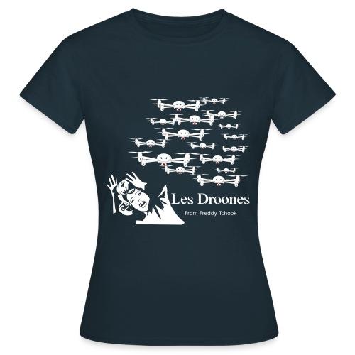 Les drones - T-shirt Femme