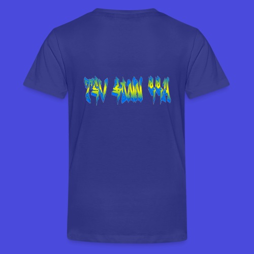 TSV Teenager Graffiti T-Shirt - Teenager Premium T-Shirt