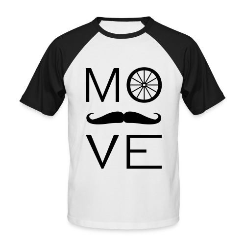 MoBro - Men's Baseball T-Shirt