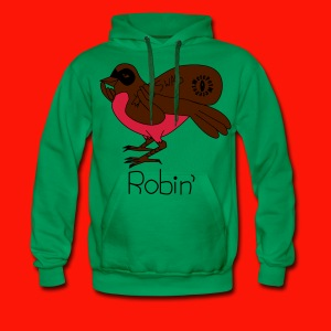 Robin' Mens Hoodie - Men's Premium Hoodie