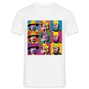 Dapp-Art - Männer T-Shirt