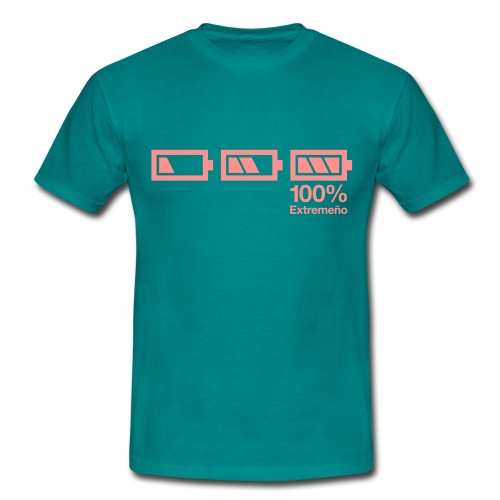 Camiseta chico, 100% extremeño - Camiseta hombre