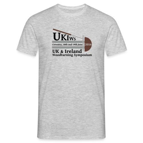 UKIWS Gent's T-Shirt - Men's T-Shirt